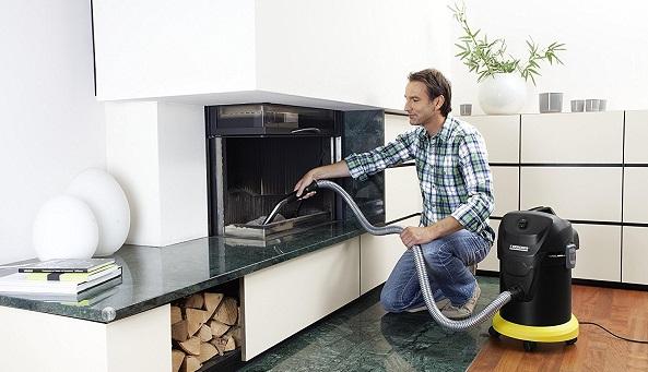 Aspirateur à cendres Kärcher AD3 Premium