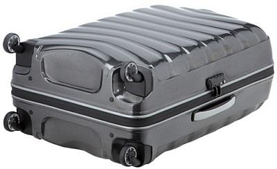 achter une valise rigide Firelite-Spinner