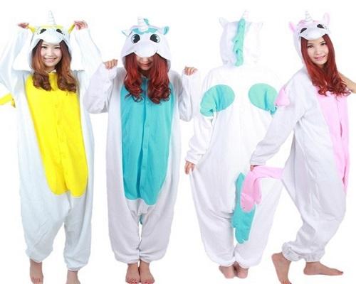 acheter Combinaison pyjama licorne