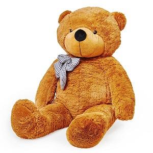 Lumaland Peluche géante nounours géant teddybear