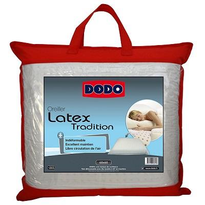 Choisir un oreiller cervical Dodo oreiller ergonomique Latex