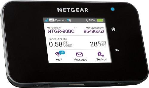 Routeur 4G NETGEAR AC810-100EUS