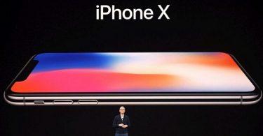 annoncer prix du nouvel iphone X