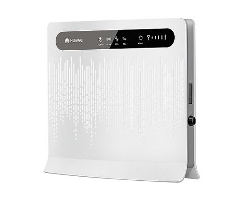 Huawei B593s-22 blanc Routeur 4G LTE de 150 mégabits Wifi débloqué