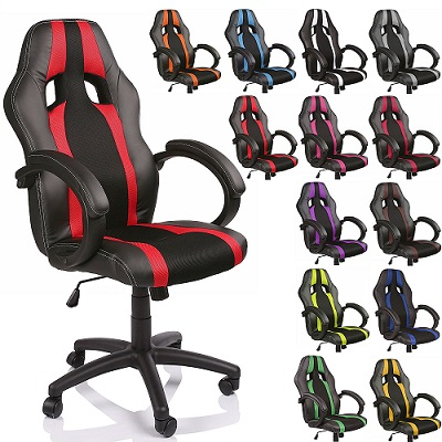 TRESKO RS-021 Fauteuil chaise gamer pas cher