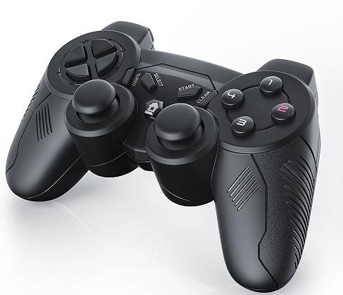 Manette PS3 pas cher avec câble + Dual Vibration