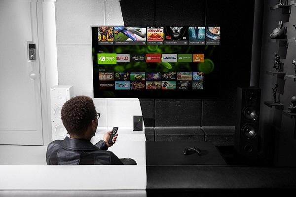 Nvidia Shield TV Android Tv Box pas cher