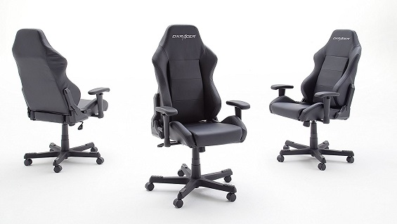 Robas Lund 62503SN6 DX Racer Chaise Gaming DXRACER Pas Cher