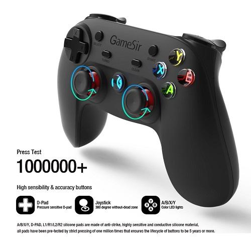 manette de jeu sans fil GameSir G3s