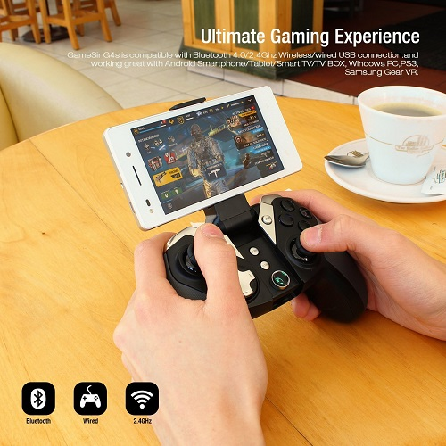 prix manette de jeu GameSir G3s