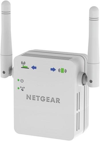 répéteur wifi Netgear WN3000RP-200FRS