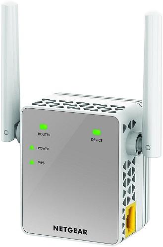 R p teur wifi netgear comparatif test et avis pour choisir for Repeteur wifi exterieur netgear