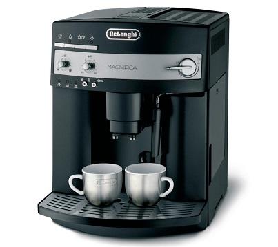 Cafetière DeLonghi ESAM 3000 B Cafetière Automatique