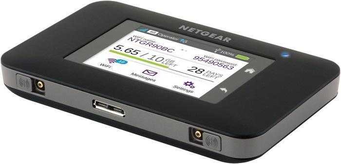 Netgear AC790-100EUS Hotspot Mobile 4G