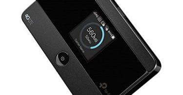 TP-Link Routeur 4G pour voiture LTE-Advanced Bi-Bande