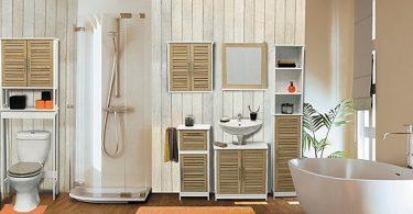 colonne salle de bain meuble salle de bain pas cher