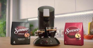 machine à café senseo pas cher