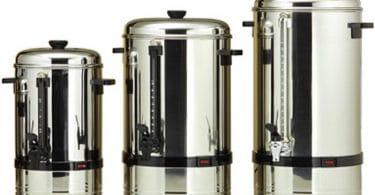 comment acheter une machine à café percolateur pas cher Amazon